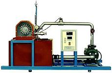 PERT Industrials Turbine Airflow Compact Pelton Turbine Test Set