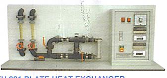 PERT Industrials Thermodynamics Plate Heat Exchanger