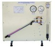 Pressure Measurement Rig Pert Industrials Chemical Engineering