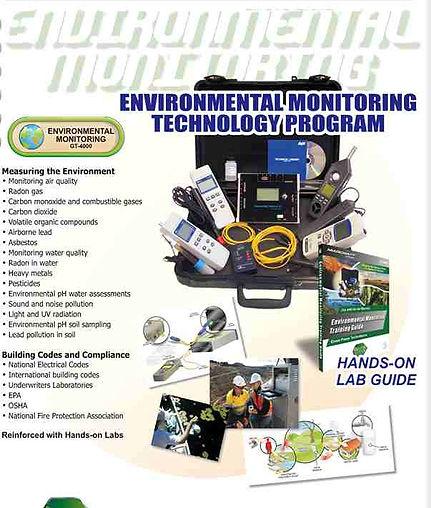 PERT Industrials Alternative Energy Environmental Monitoring Technology Program