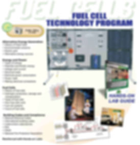 PERT Industrials Alternative Energy Fuel Cell Technology Program