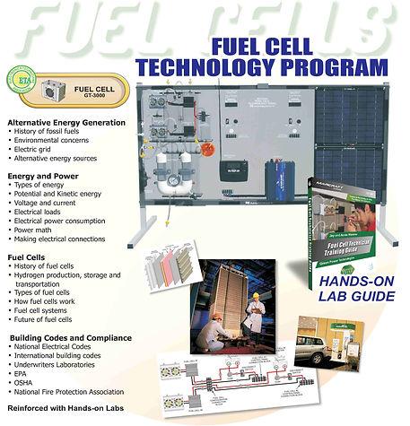 PERT Industrials Alternative Energy Fuel Cell Technology Program