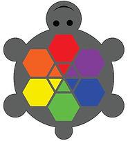 KVD Technologies Educational Puzzles Colour Matching Tortoise