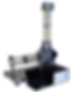 PERT Industrials Turbine Airflow Centrifugal Fan Demo Unit