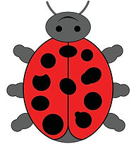KVD Technologies Educational Puzzles Ladybird