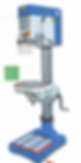 PERT Industrials Trade Test Fitter Turner Pedestal Drill