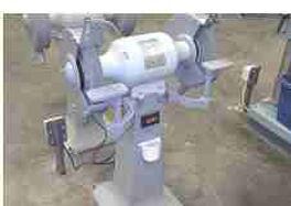 PERT Industrials Trade Test Fitter Turner Pedestal Grinder