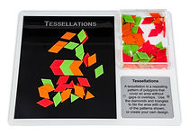 KVD Technologies Maths Puzzles Tessellations