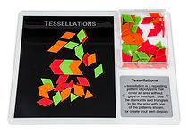 KVD Technologies Maths Puzzles Tessellations