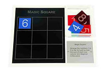 KVD Technologies Maths Puzzles Magic Square