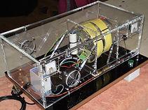 KVD Technologies Electricity Exhibits Transformer Principle