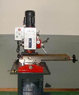 PERT Industrials CNC Mechanical Workshop Training Milling Machine