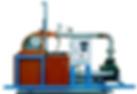 PERT Industrials Turbine Airflow Compact Cross Flow Turbine Test Set