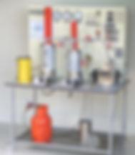 Thermodynamics Training Equipment Pert Industrials South Africa