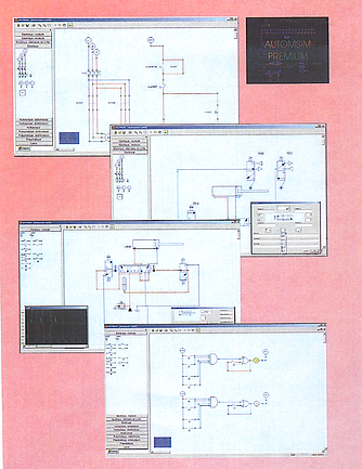 PERT Industrials Hydraulics Pneumatics Hydraulics Simulation Software