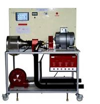 PERT Industrials Thermodynamics Mini Gas Turbine Power Plant