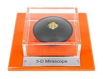 KVD Technologies Optics Exhibits 3D Mirascope