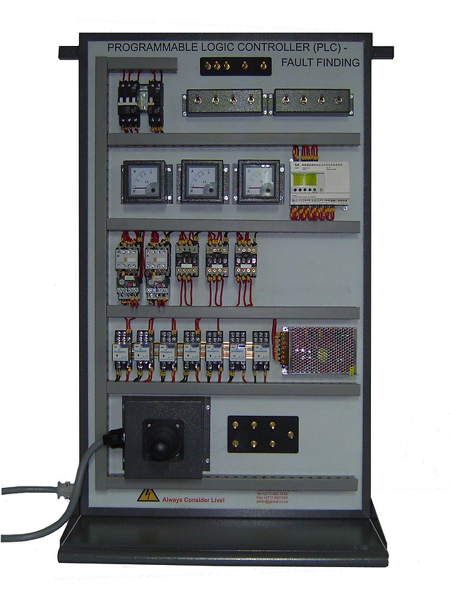 Electrical and Electronics Training Pert Industrials