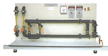 PERT Industrials Thermodynamics Concentric Tube Heat Exchanger