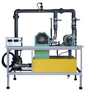 PERT Industrials Turbine Airflow Compact Pelton Francis Turbine Test Set