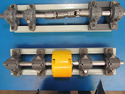 PERT Industrials Trade Test Fitter Turner Universal Couplings