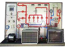 PERT Industrials Air Conditioning Refrigeration Trainer