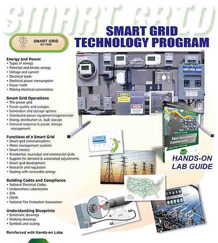 PERT Industrials Alternative Energy Smart Grid Technology Program