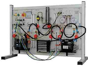PERT Industrials Air Conditioning Refrigeration Modular trainer