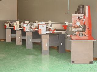 PERT Industrials CNC Mechanical Workshop Industrial Training Lathe