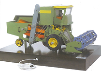 Pert Industrials Agricultural cut away model Pick up Harvester