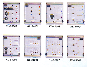 PERT Industrials Automotive Allied Auto Electrical Trainer Panels