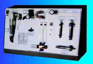 PERT Industrials Hydraulics Pneumatics Scaled Hydraulics Trainer