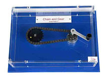 KVD Technologies Engineering Exhibits Chain and Gear