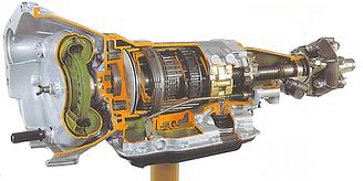 Transmission Gearbox Cutaways Pert Industrials Automotive