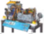 Cutaway Hybrid Engine Pert Industrials Automotive
