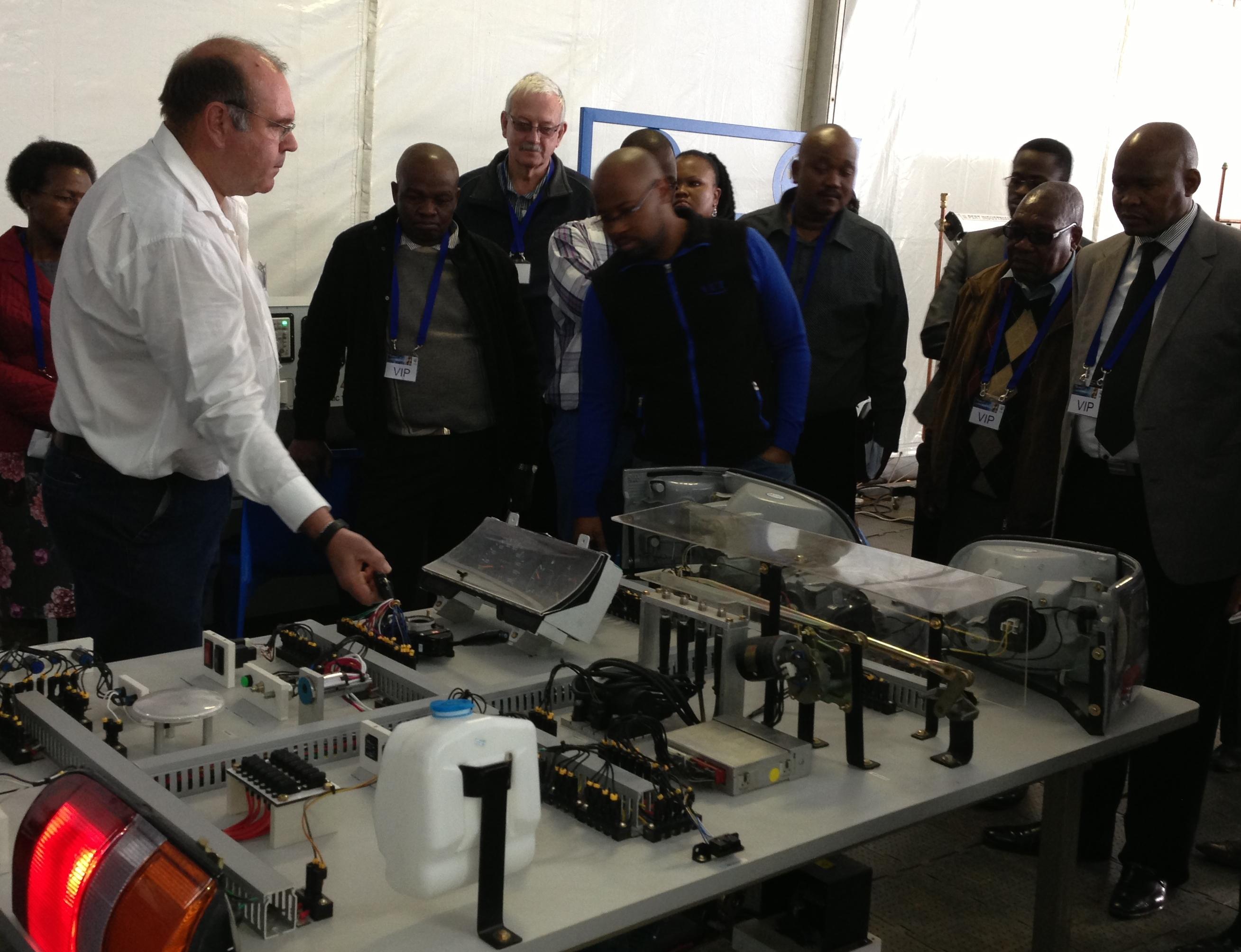 Vaal Demo Motor Pert Industrials