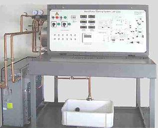 PERT Industrials Air Conditioning Refrigeration Heat Pump Trainer