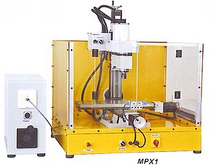 PERT Industrials CNC Mechanical Workshop Training Mill