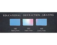 PERT Industrials Diffraction Grating