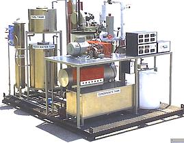 PERT Industrials Thermodynamics Steam Turbine Power Plant