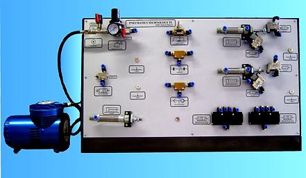 PERT Industrials Hydraulics Pneumatics Technology Trainer