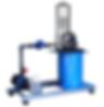 PERT Industrials Turbine Airflow Mini Francis Turbine Test Set