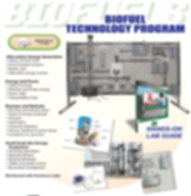 PERT Industrials Alternative Energy Bio Fuel Technology Program