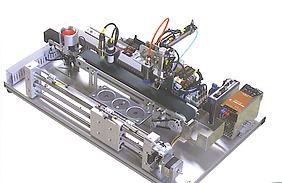 PERT Industrials Mechatronics FMS Mini Mechatronics Trainers