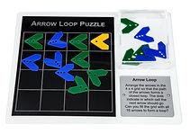 KVD Technologies Maths Puzzles Arrow Loop