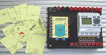 PERT Industrials Electrical Engineering PLC Basic Trainer