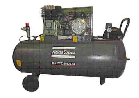 Compressor Belt Driven