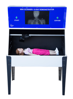 Mini Scanner/X-Ray demonstrator