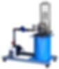 PERT Industrials Turbine Airflow Mini Kaplan Turbine Test Set