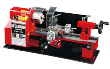 PERT Industrials CNC Mechanical Workshop Metalworking Minilathe
